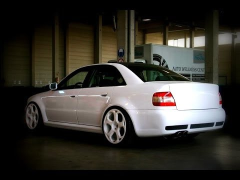 audi s4 b5 run 0 200 km h tuning youtube. Black Bedroom Furniture Sets. Home Design Ideas