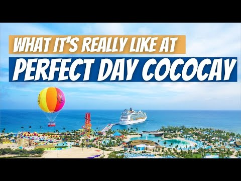 What It's REALLY Like On Perfect Day At CocoCay, Bahamas