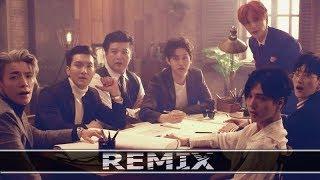 Super Junior 슈퍼주니어 39 Black Suit 39 First Nuclo Remix Mv