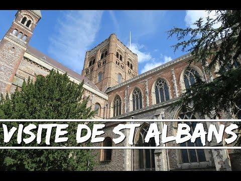 Visite de St Albans - Hertfordshire - Angleterre !