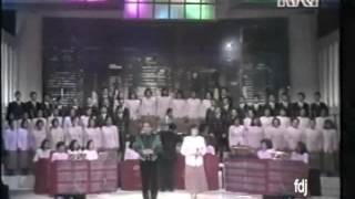Harvey Malaiholo & Bornok Hutauruk  Paduan Suara Exaudia 1992 - Tanah Air