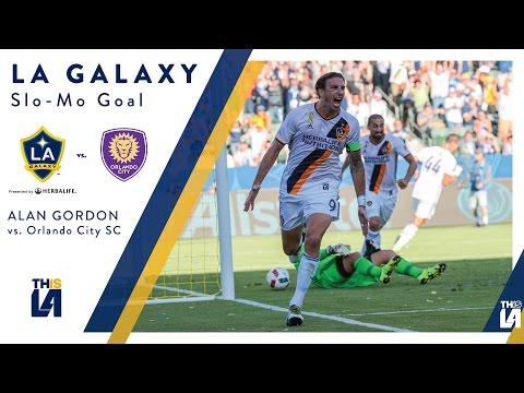 SLO-MO GOAL: Alan Gordon scores 50th MLS career goal