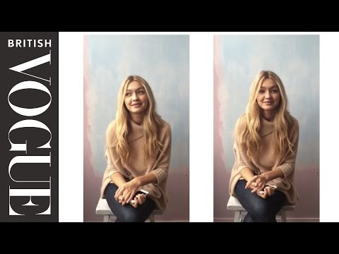 13 Questions with Gigi Hadid: Food, Lies and Best Friends | All Access Vogue | British Vogue