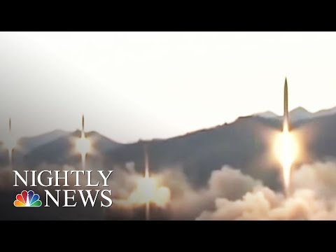 North Korea Could Mark Military Anniversary With Missile Or Nuclear Test | NBC Nightly News