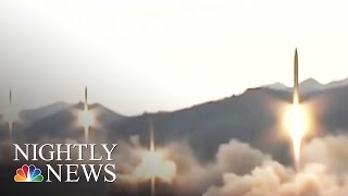 North Korea Could Mark Military Anniv. With Missile Or Nuclear Test | NBC Nightly News