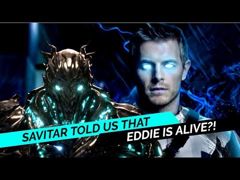 Savitar told us that Eddie survived? - Season 3 Episode 21 scene explained - The Flash Theory