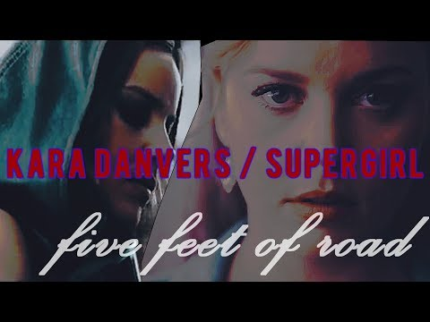 Supergirl  Five Feet of Road