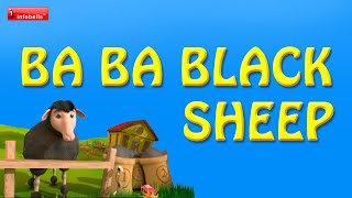 Baa Baa Black Sheep - English Nursery Rhymes for children