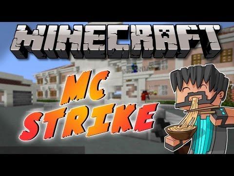 Minecraft Mini-Game : MC Strike w/ Gizzy