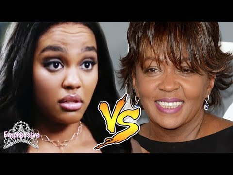 China Anne McClain calls out Anita Baker for being rude to her mom!