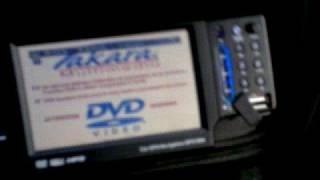 auto radio mp3 dvd TAKARA a vendre