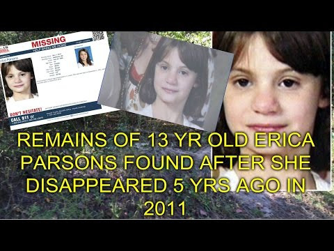 REMAINS OF 13 YR OLD GIRL FOUND AFTER SHE DISAPPEARED 5 YRS AGO IN 2011 !