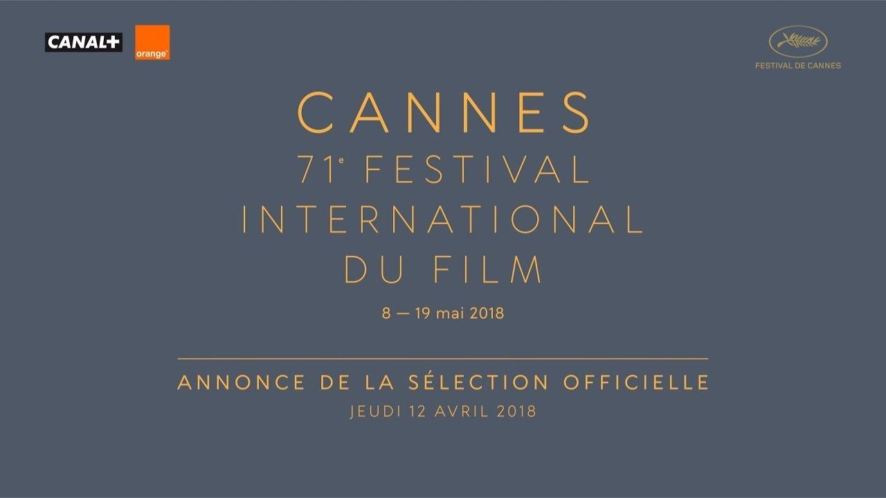 festival de cannes 2018 selection