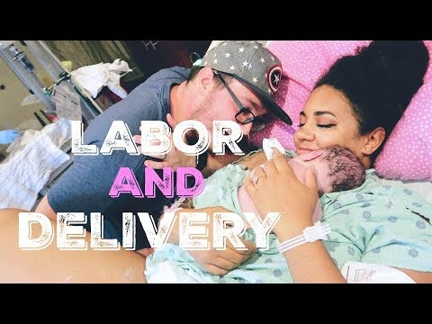 LABOR AND DELIVERY VLOG| MEET MILO ALEXANDER | JULY 4TH 2018