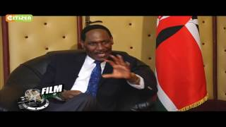 Film Speak: One On One With Film Boss Ezekiel Mutua