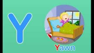 Toddler Words | Words Starting With Y