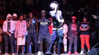 BLOT AKA GRENADE STAGE PERFORMANCE @ CHILLSPOT ANNIVERSARY 2016