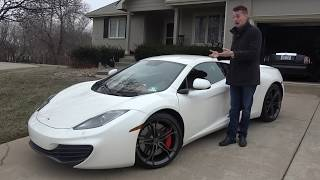 My McLaren MP4-12C Is Finally Home -- and It's ALMOST Everything I Hoped For