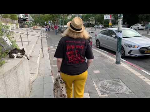 Тель-Авив влог. Просто один день из жизни .