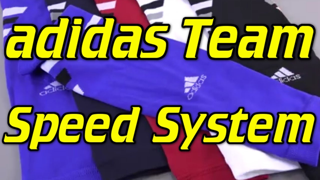 Adidas Team Speed Sock System (Sleeves) - Review - YouTube d7dc47fd4c59