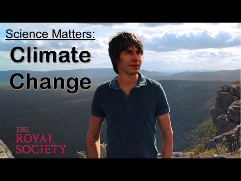 ► Brian Cox | Science Matters: Climate Change | FULL DISCUSSION