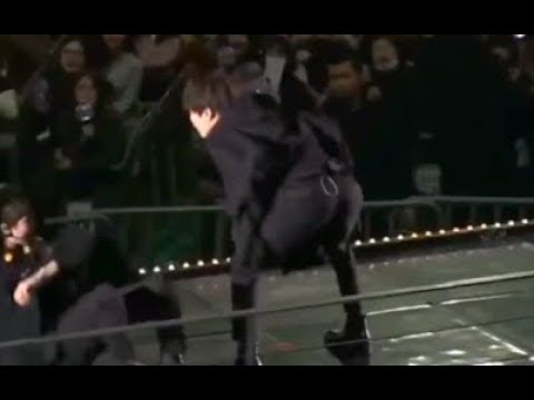 Yoongi Sticking His Ass Out Compilation 🍑