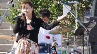 福山ばら祭テーマソング「心に咲く花」[4K] 2015.10.25 広島県福山市緑...