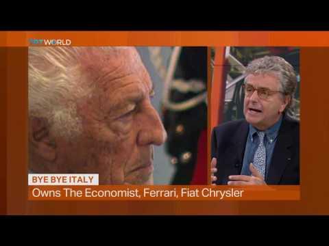 Money Talks: Italian Exor company group moves to Netherlands