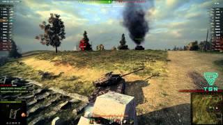 World of Tanks T26E4 Super Pershing #14 HD