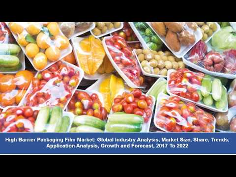High Barrier Packaging Film Market Analysis and Forcast 2017-2022