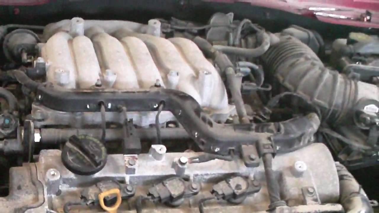 4 7l engine diagram valve 10g0530 2008 kia rondo 2 7 youtube  10g0530 2008 kia rondo 2 7 youtube