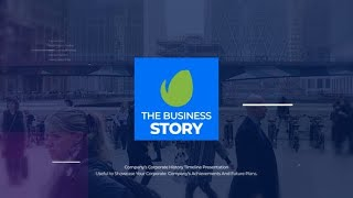 Die Business-Story | After Effects Template