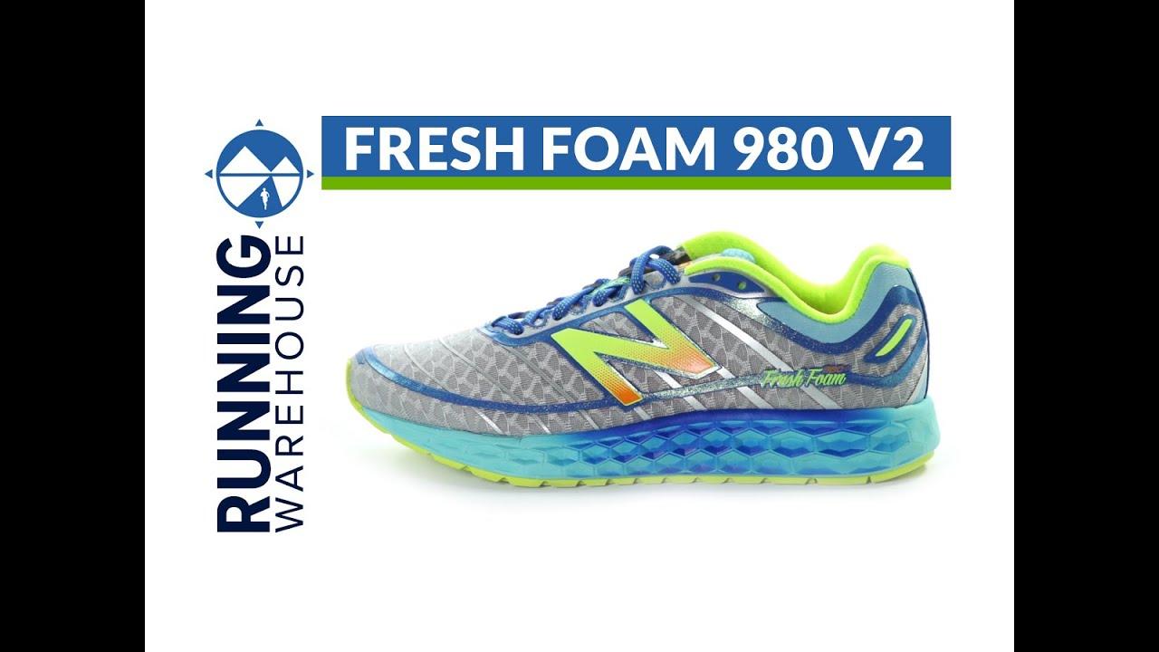 new balance 980 v2 fresh foam