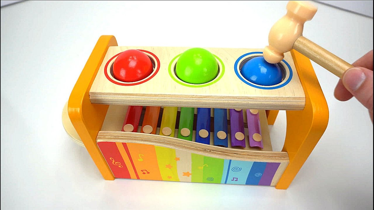 Educational Ball Toys For Toddlers Youtube
