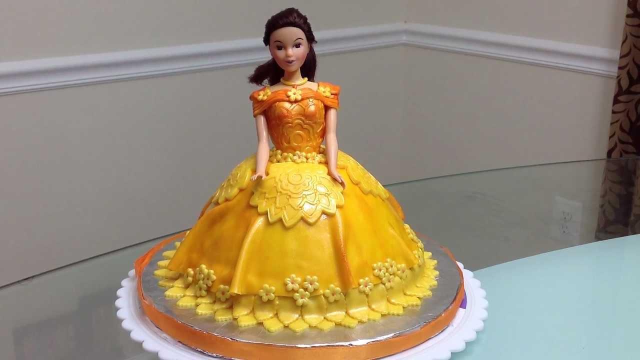Belle gold dress