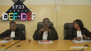 Série Def Def - Episode 23 - Fin de la 1ère Mi-Saison