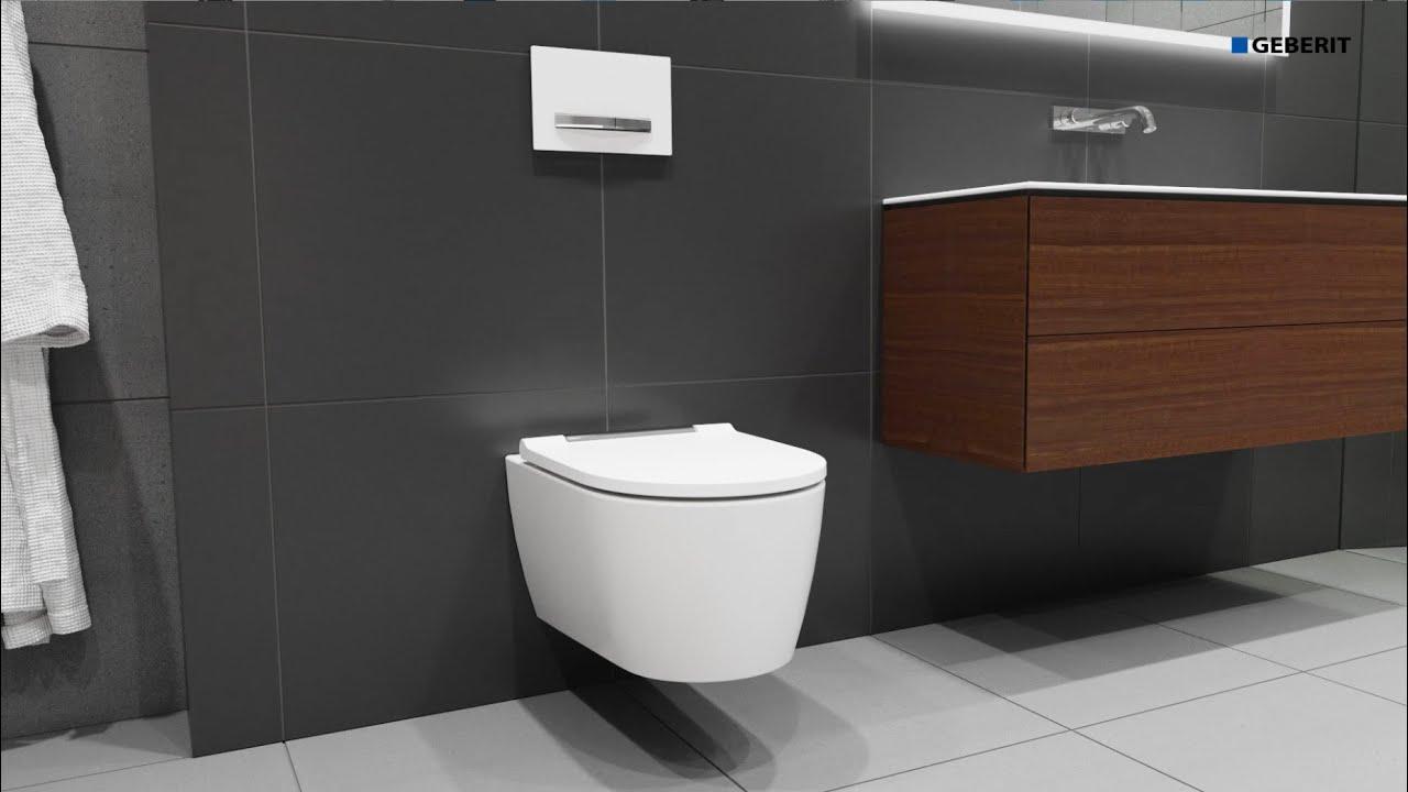 Notice Installation Wc Suspendu Grohe geberit one wc - installation