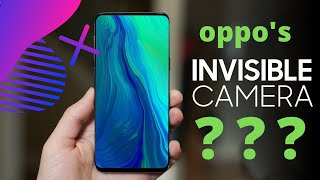Oppo's under display camera phone is out 😍(hindi/urdu)