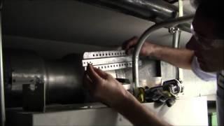 Replacing a Pneumatic Damper Actuator to a Kreuter MCP 8031 8111