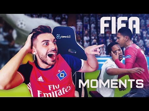 FIFA MOMENTS 1 (INTENTA NO REIRTE CHALLENGE)
