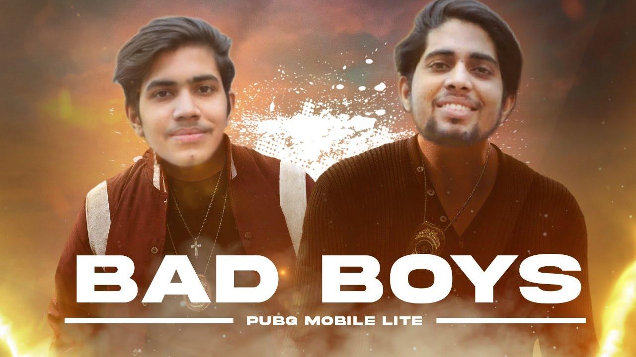 BAD BOYS OF PUBG MOBILE LITE | GoDPraveenYT and GoDTusharOP