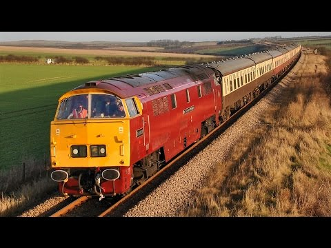Railways 2016 – Unseen Footage Compilation (Part 2)