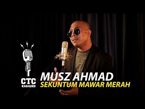 [Karaoke @ CTC] Musz Ahmad - Sekuntum Mawar Merah (Hattan)