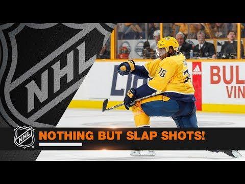 The Best Slap Shot Goals from Week 6
