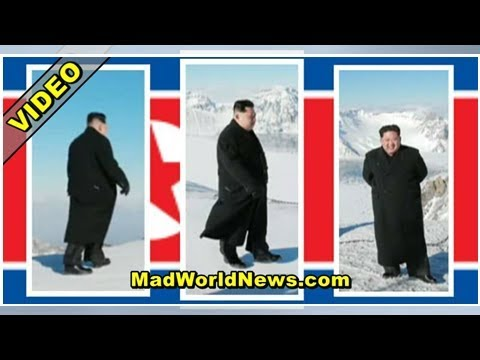 North korea claims chubby tyrant climbed 8,300 ft sacred mountain, there's just 1 problem
