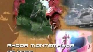 Power Rangers Operation Overdrive Demo Theme
