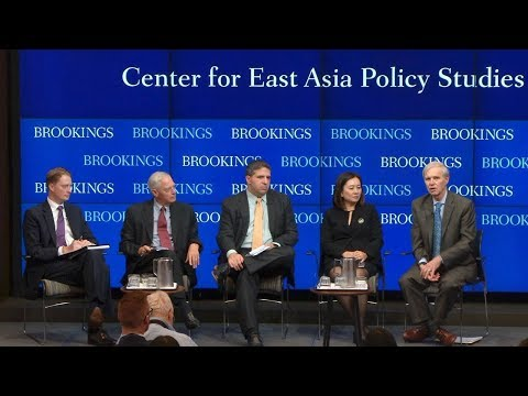 U.S.-Taiwan relations under Trump and Tsai (and Xi): Panel discussion