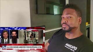 Gym Owners Arrested After Reopening!