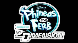 PHINEAS AND FERB: ACROSS THE 2ND DIMENSION E3 2011 Trailer