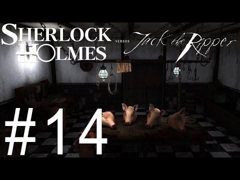Sherlock Holmes vs Jack the Ripper - Part 14 MURDER SIMULATOR  